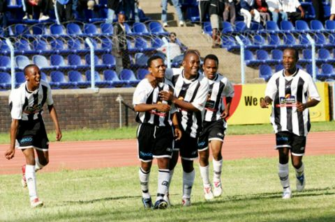 Mochudi Chiefs attend Mazembe le 16