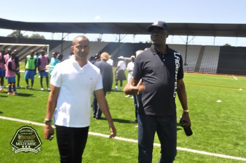 The management of Mose KATUMBI attracts CAF