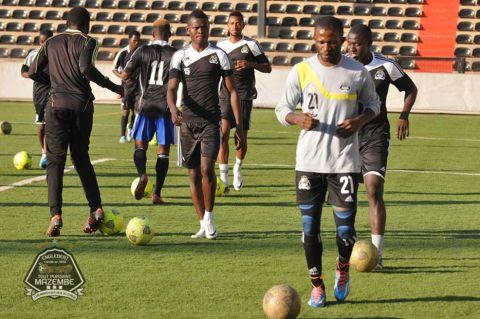 Mazembe resume, its international go away...