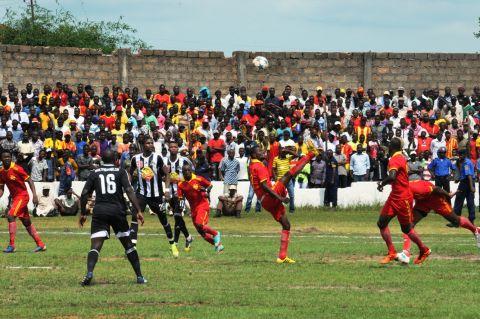 Les Corbeaux méritaient mieux à Mbuji-Mayi