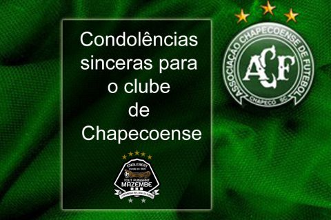 Mazembe in solidarity with a sporting world that is mourning