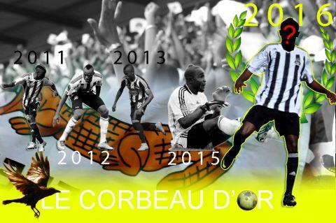 Elisez le Corbeau d'Or 2016 !