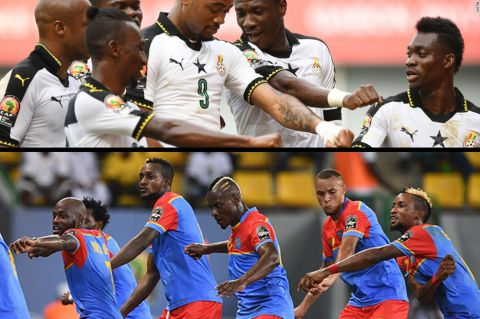 Congolais ou Ghanéens, à qui la chicote ?