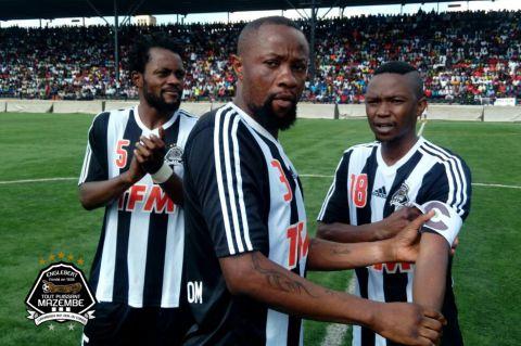Les Corbeaux enchaînent contre Lubumbashi Sport (4-1)