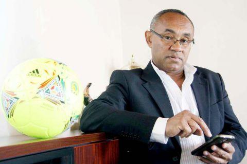 Le Malgache AHMAD, nouveau patron de la CAF
