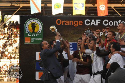 CS Sfaxien, premier qualifié !
