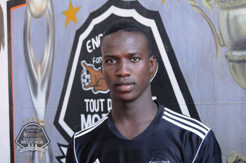 Le buteur Abdoulaye CISSOKO à Lubumbashi