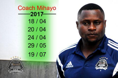 Coach MIHAYO : les grandes dates du sacre