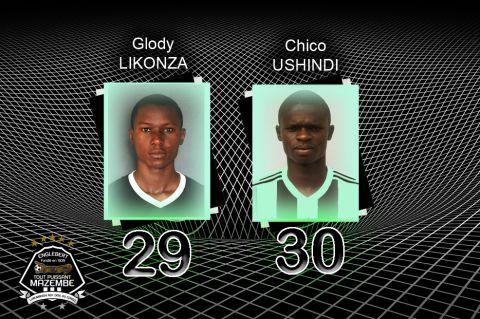 LIKONZA et USHINDI qualifiés en C2
