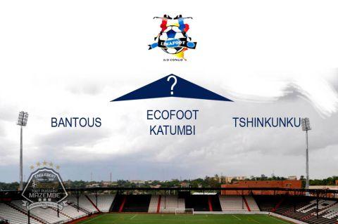 Ecofoot KATUMBI, Tshinkunku et Bantous : à qui l'élite ?