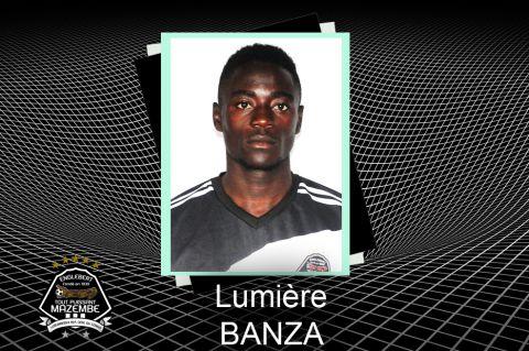 Lumière BANZA prêté à l'EcoFoot KATUMBI