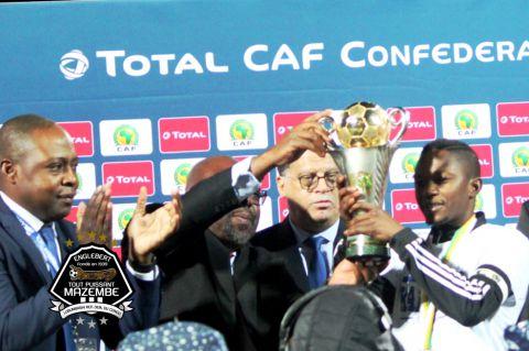 Et la Coupe revient à Lubumbashi…