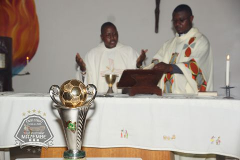 Le trophée est passé à la chapelle de Kafubu !