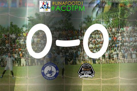 Score final AC Dibumba-TP Mazembe