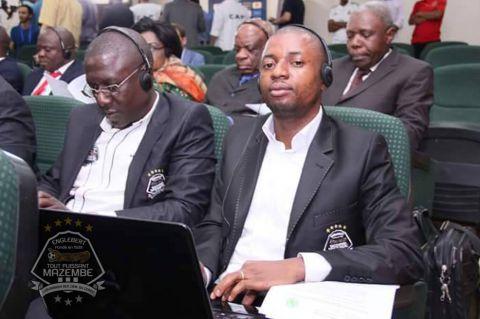 Le TP Mazembe, club modèle pour sa communication selon la CAF