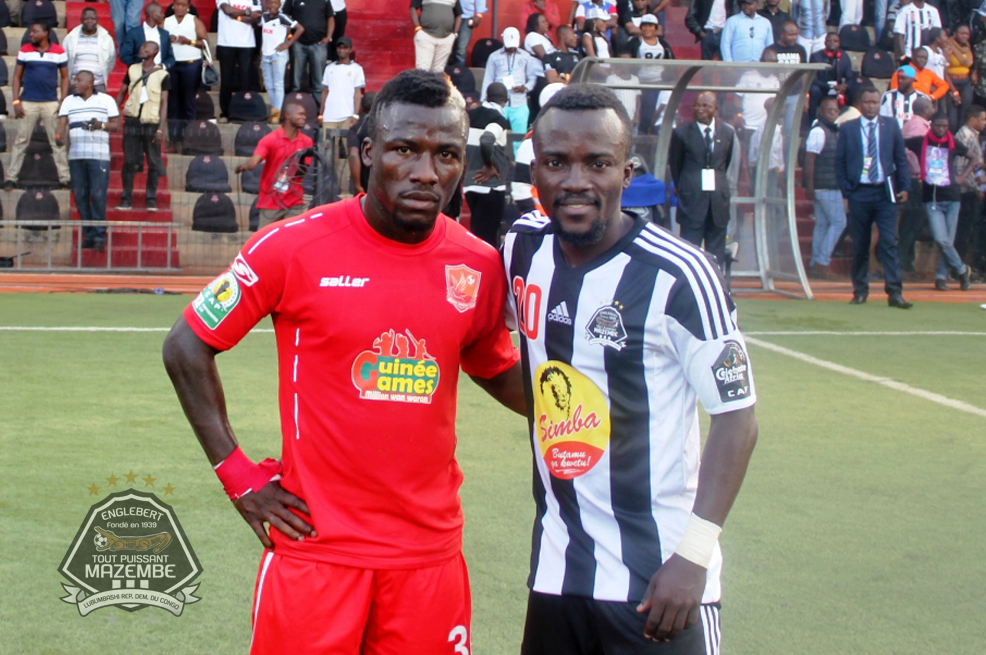 ASANTE: «Without space for MANDELA, Horoya could do nothing… »