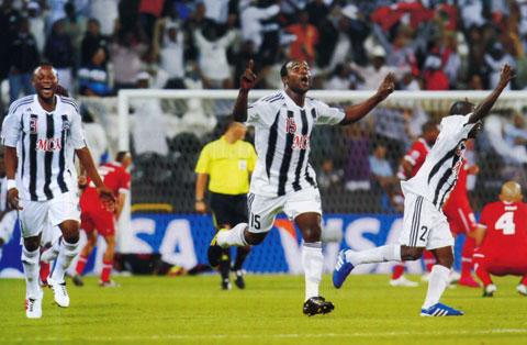 Demi-finale contre Porto Alegre