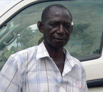 Décès de Pierre Katumba
