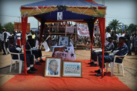 Le TP Mazembe a honoré la mémoire Pierre KATUMBA