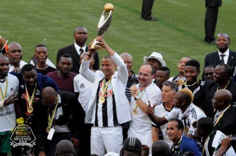 Moïse KATUMBI dédie la Coupe au peuple congolais