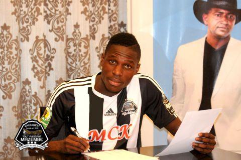 Ben MALANGO NGITA signe au TPM!
