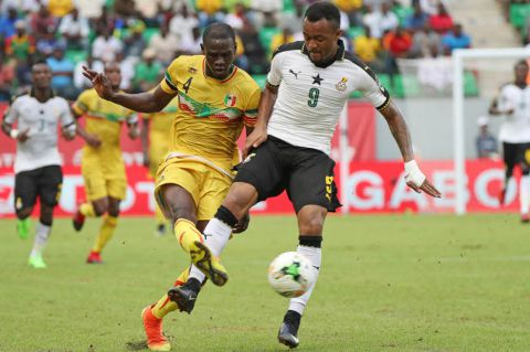 Salif COULIBALY makes a very good AFCON but...