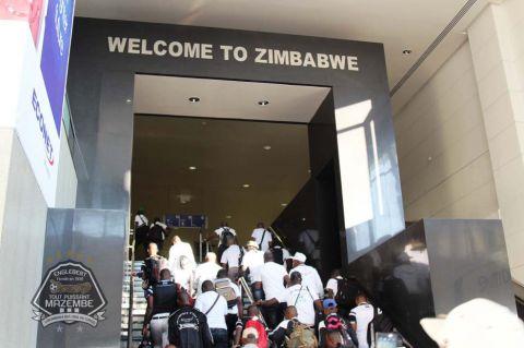 Un groupe très solidaire à Harare