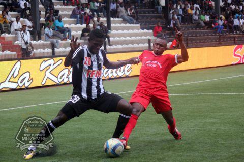 Le TPM désamorce Lubumbashi Sport