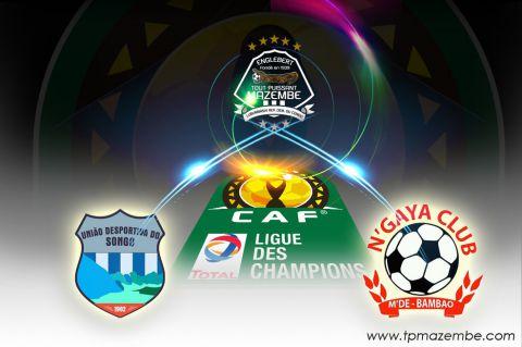 Uniao Desportiva do Songo ou Ngaya Club, qui viendra à Kamalondo ?