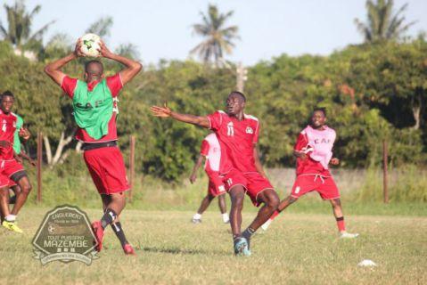 Premier jour à Beira : jeux et concentration !