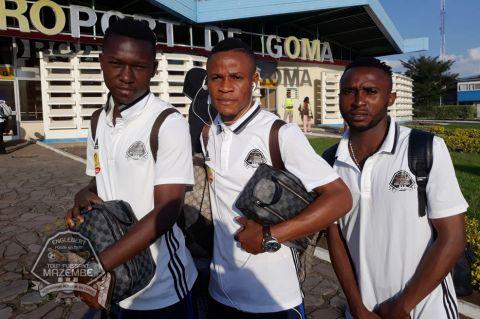 MULEKA suspendu, les Corbeaux à Goma !