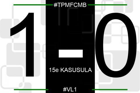Score final TP Mazembe-FC Mont Bleu