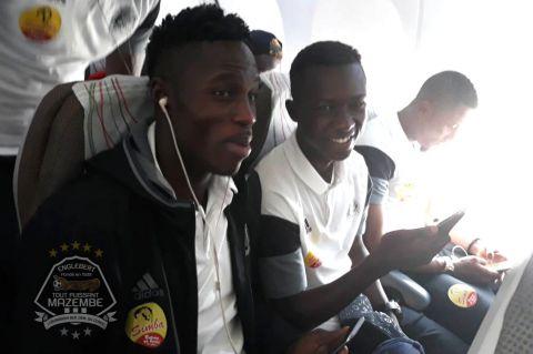 Les Corbeaux dans les airs vers l'Algérie!