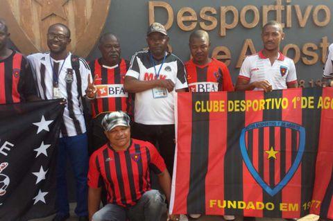 Les supporteurs des deux clubs appellent au fair-play