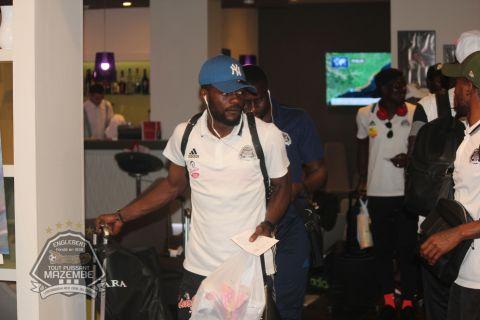 Mercredi : De Ndola à Luanda via Lusaka !