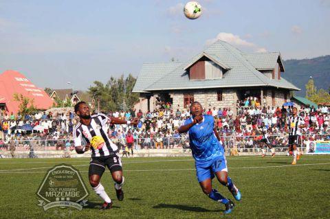 Les Corbeaux marquent le pas à Goma