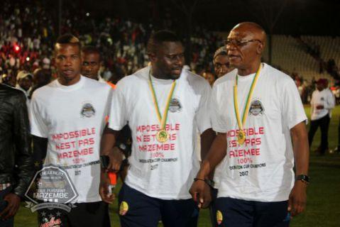 David MWAKASU : «  Ce genre d'équipe nous pose souvent des problèmes… »