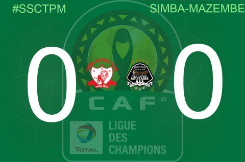 Score final Simba SC-TP Mazembe