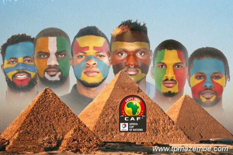 Follow here the Ravens' AFCON