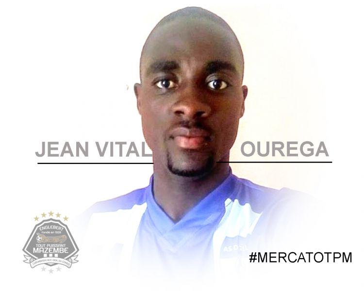 Akwaba Jean Vital OUREGA!