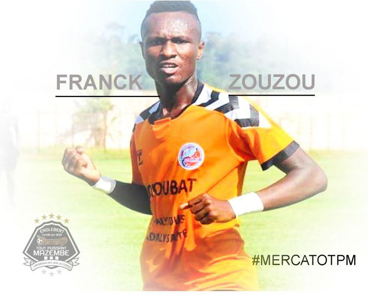 ZOUZOU : latéral buteur, un champion ivoirien au TPM !