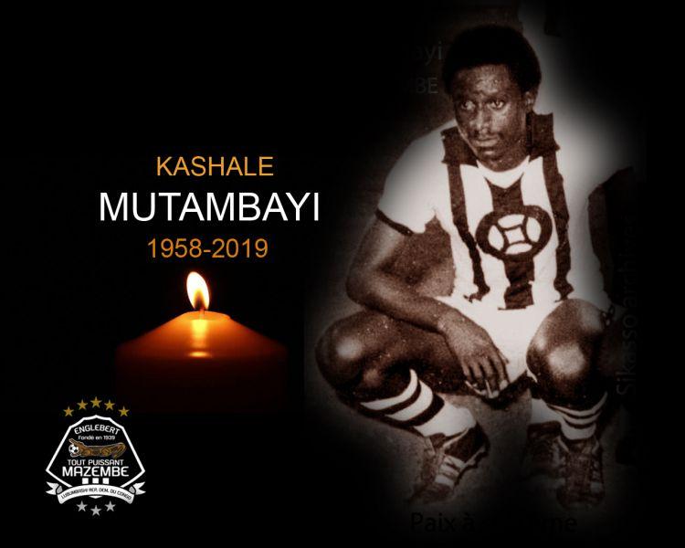 Décès de Kashale MUTAMBAYI
