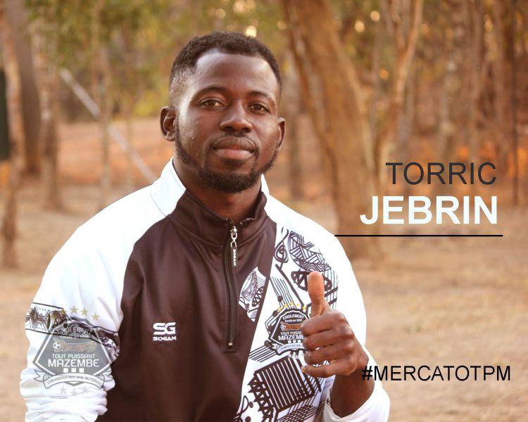 Torric JEBRIN : un crack offensif arrive