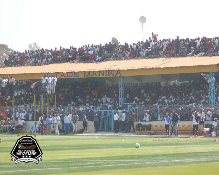 Félicitations aux supporteurs de Kolwezi!