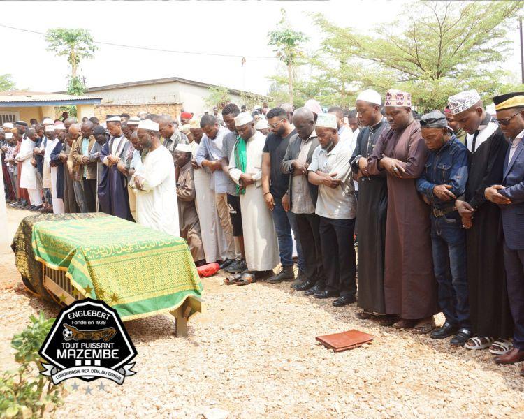Images mémorables des obsèques de feu KAMWANYA!