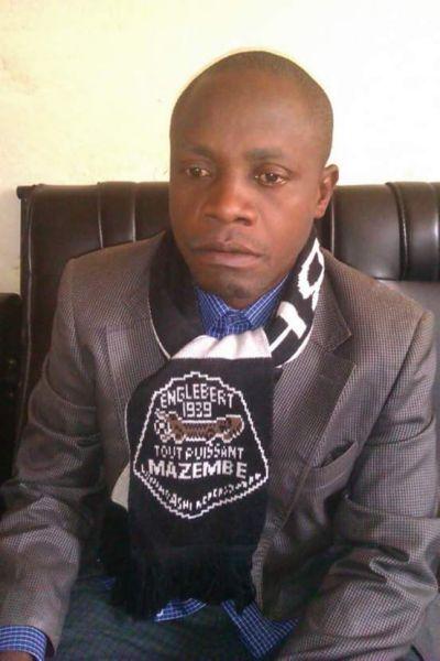 Les condoléances du Chairman à la famille Pablo MAKUMBI