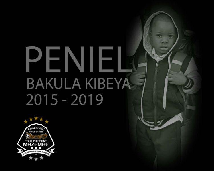 Condoléances à la famille BAKULA