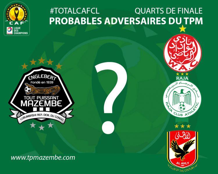 WAC, Raja ou Al Ahly pour le TPM ?