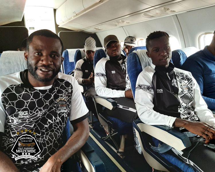 A Bukavu avec 22 Corbeaux