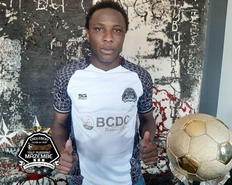 Moustapha KOUYATE, pour conduire l'attaque